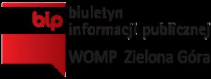 Strona BIP Wojewódzkiego Ośrodka Medycyny Pracy w Zielonej Górze